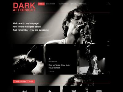 Afternight - Dark version