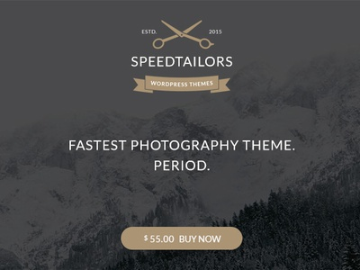 SpeesTailors Logo and banner