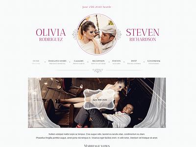 Game Over - Wedding theme wedding wordpress blog theme