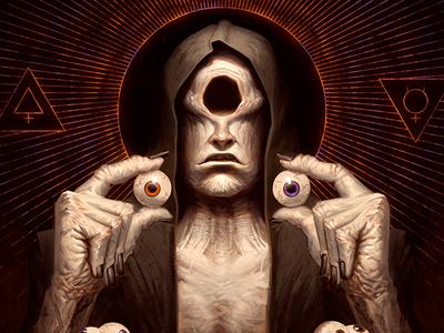 album cover | eyecluster