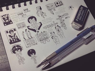 toledo sketch