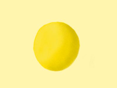 Minimal Shape + Color Study color minimalist illustration