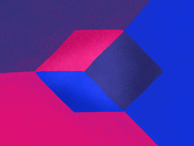 Colorful Cubism