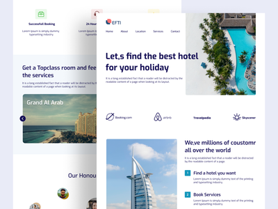 Hotel Room Booking landing Page hotel booking 2021 trend trendy design saas landing page travel online booking dubai booking hotel landing page design homepage website design ui design landingpage landing page web design website ux ui