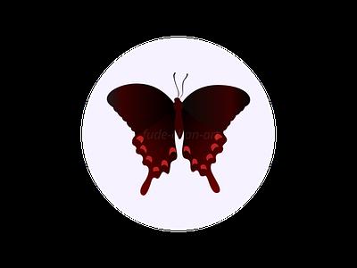 Butterfly butterfly vector redbubbleshop redbubble print illustration fudechanart design