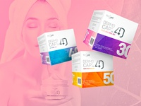 Dermo Care packaging