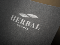 Herbal beauty - Logo