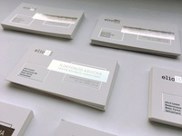 Elicit business cards