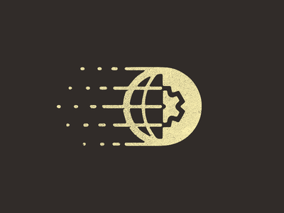 Hackathon Revisited globe gear hackathon logo wildfire