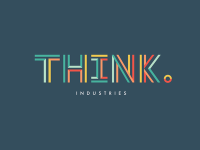 Think Industries Alt type typography