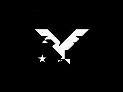 Eagle eagle america logo icon