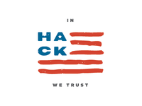 In HACK we trust.