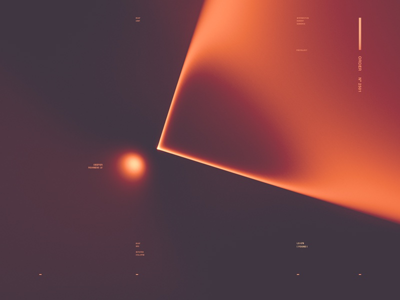 Gradients and Layouts design
