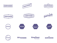 Empower Logo Directions
