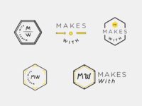 MakesWith Logo Fun