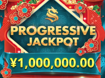 Slot Asian Jackpot Design win betting cash money flowers red teal asian chinese dragon art illustration game design uiux gambling casino game slot