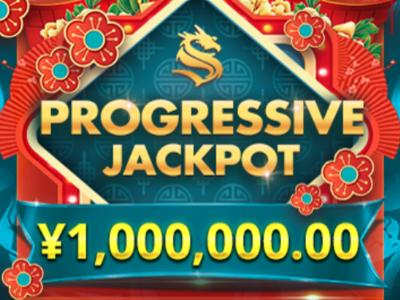 Slot Asian Jackpot Design win betting cash money flowers red teal asian chinese dragon art illustration game design uiux gambling casino game slot