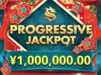 Slot Asian Jackpot Design