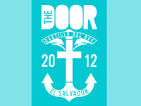theDoor mission trip t-shirt