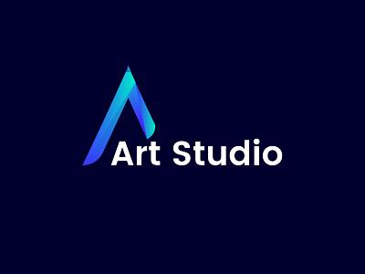 Logo Design art logo graphicdesign icon vector flat typography minimal logo maker logo design logo gradient logo branding