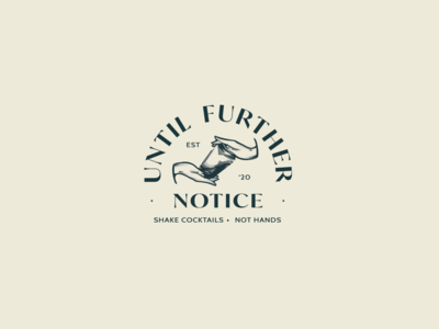 Until Further Notice Logo