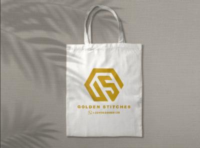 Shopping bag Mock-Up vector logo app ui illustration adobexd graphic design design branding