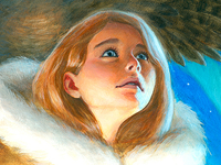 Lyra from The Golden Compass