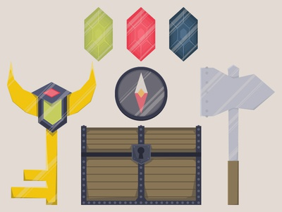 Ocarina of Time icons