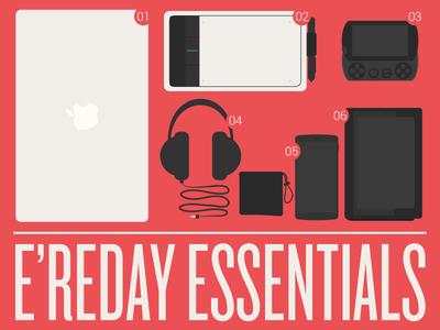 E'reday Essentials