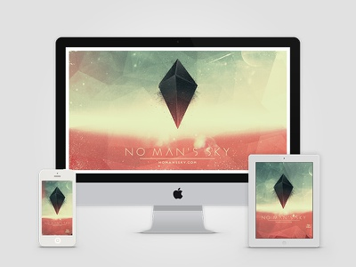 No Man's Sky Wallpapers wallpaper freebie no mans sky game texture facets space