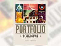 Portfolio Cover Design 2012 V3