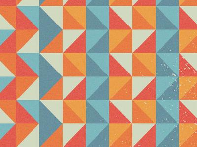 Geometric Shapes Pattern
