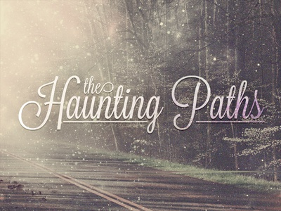 The Haunting Paths Artwork