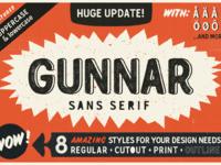 New gunnar cover