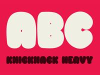 Knicknack - Heavy