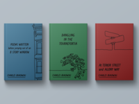 Book covers for Post Box