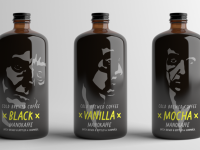 Cold Brew Coffee Packaging