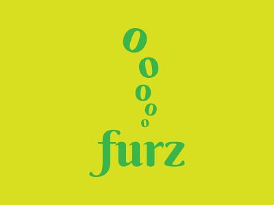 furz branding typography logo