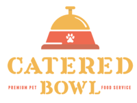 Pet Food Service Logo