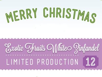 Exotic Fruits White Zinfandel