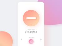 Smart lock design