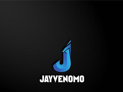 Jayvenom vector typography design icon branding minimalist logo logodesign jungle new nice logo j logo j