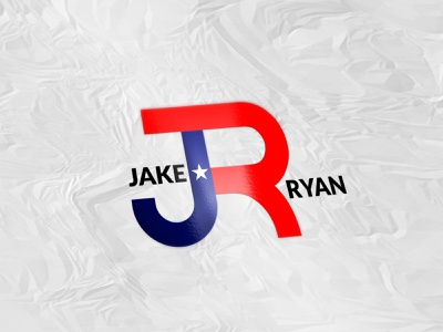 Jakeryan vector illustration icon design 3d logo minimalist logo logodesign branding logo jakeryan
