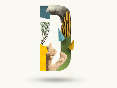 D yellow triangle coral lettering letter 36daysoftype07 36days 36daysoftype collage collage maker typo collages collage digital design collage art photoshop graphicdesign collageart graphic