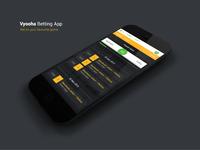 Betting app 2