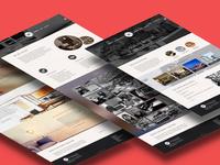 Volard Architecture Website