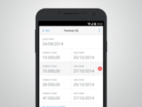 Android App (WIP) #2