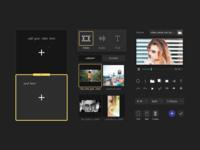 Video editing web app elements [2]