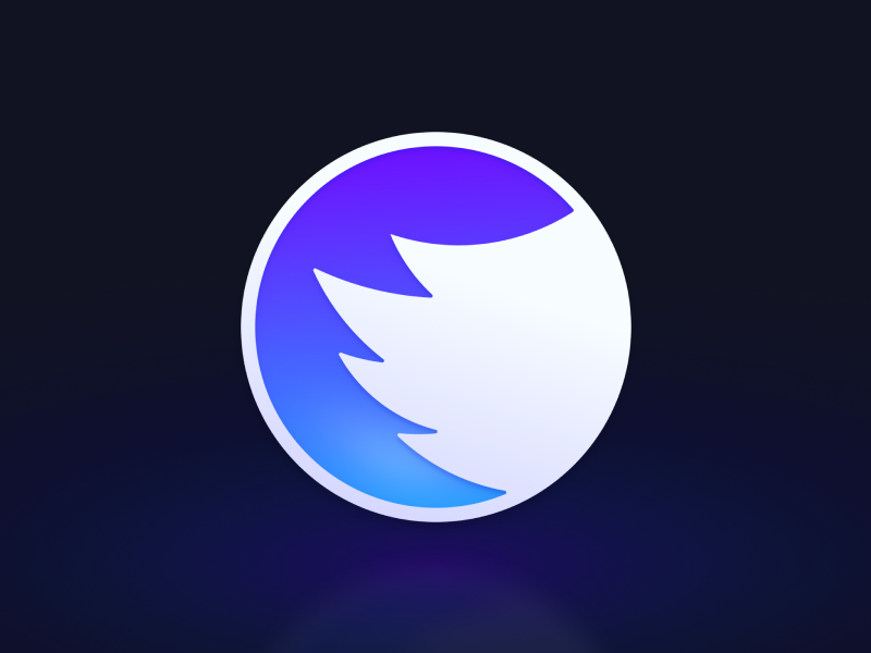 Icon for Twitter app figma design icon mac client twitter