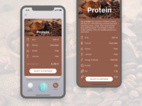 Proteon X  Health App - Chocolate Protein Taste